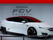 Honda Previews Fuel Cell Ahead Of Tokyo