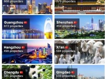 Booking.com Properties in China