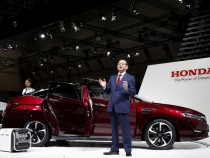 Honda Clarity Goes On Sale Next Year