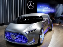 The Mercedes Vision Tokyo Is A Minivan For Millenials