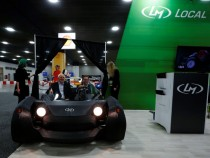 Local Motors Reveal 3D Printed Car