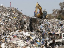 Generating Electricity From Burning Garbage