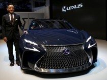 Lexus To Offer Hydrogen Fuel Cell Luxury Cars
