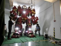 China's Space Robot Looks Like Iron Man