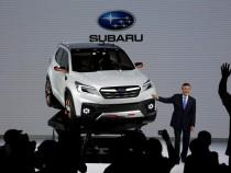 Subaru Unveils Viziv Future Concept