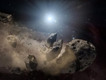 U.S.A. Establishes Rights To Own Resources In Space