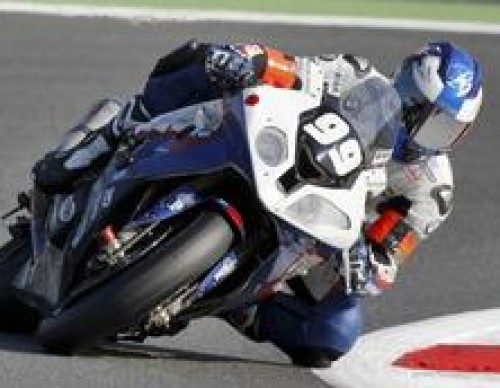BMW Unveils Experimental eRR Motorcycle