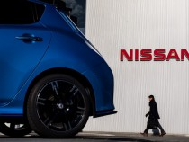 Nissan Prepares High-Power Inductive Charging
