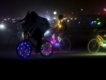 Pedal-Powered Illumination Offered By Battery-Free LED Bike Lights