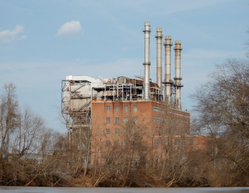 Turning An Old Coal Plant To An Energy-Storing Facility