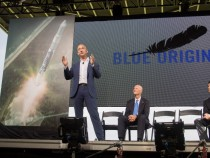 Blue Origin Launches And Lands Reusable Rockets