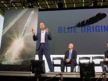 Blue Origin Launches And Lands Reusable Rockets
