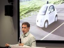 Google Submits More Autonomous Vehicle Patents