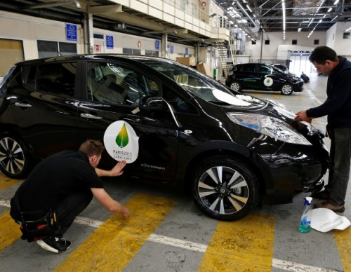 Nissan Plans EV Range Extenders