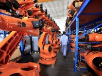 China To Replace Human Work Force With Robots