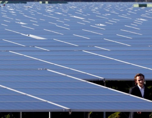 Floating Solar Tech Heads To California