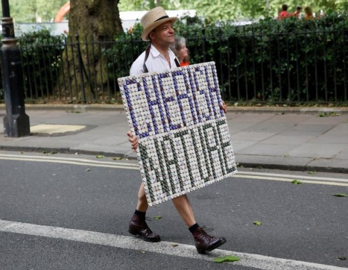 UK Citizens Reluctant To Fight Climate Change