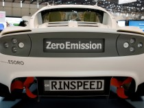 Rinspeed's Etos Heads To CES 2016 With A Drone Companion