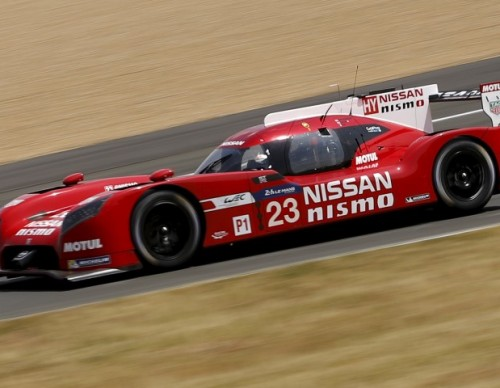 WEC Will Not Be Seeing The GT-R LM In 2016