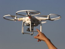PVD+ Awakens The Force To Fly Drones Using Apple's iWatch