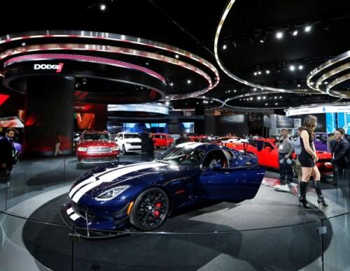 FCA Hints New Dodge Viper Possibility