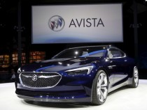 Buick Reveals the Avista Concept Coupe