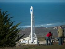 Jason-3 Satellite Launch Prep