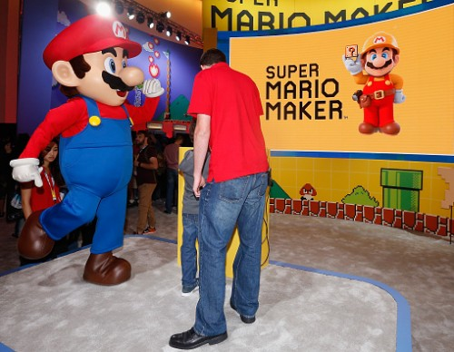 Super Mario Maker 3DS is also said to allow players to make intricate on Super Mario Bros. levels as well.