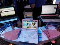 Netbooks running the Intel N410 Atom processor