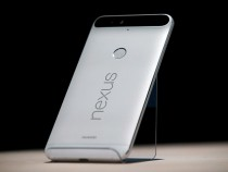 The Nexus 6P phone