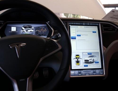 Tesla Autopilot feature