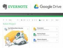Evernote and Google Drive