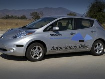 Autonomous Car by Nissan