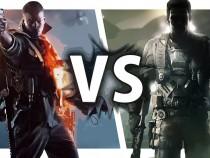 Battlefield 1 vs Call of Duty: Infinite Warfare