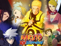 NEW Naruto Game