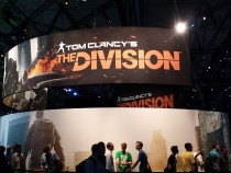 Tom Clancy's The Division booth - Gamescom 2013