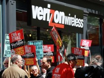 Verizon strike