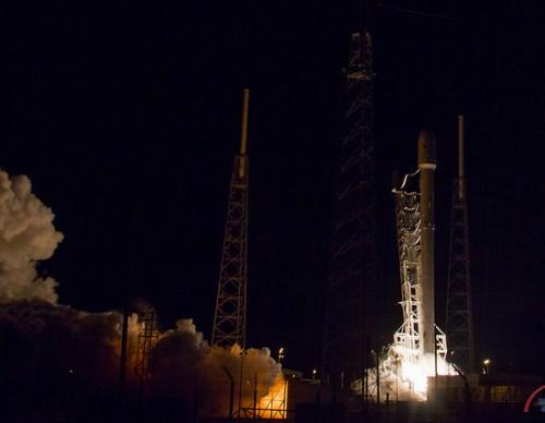 SpaceX's Falcon 9 Rocket