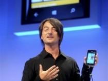 Joe Belfiore, corporate vice president of Microsoft, introduces the Windows Phone 8 mobile operating system in San Francisco, California, June 20, 2012.