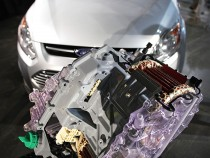Michigan Ford Plant Manufactures New Hybrid Transmissions to Rival Tesla's Model 3?