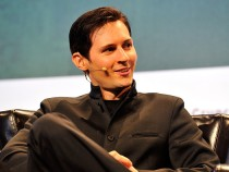 CEO and co-founder of Telegram, Pavel Durov