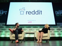 Reddit the New YouTube?/ TechCrunch Disrupt NY 2015 - Day 3