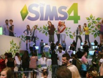 Gamescom 2013 Gaming Trade Fair