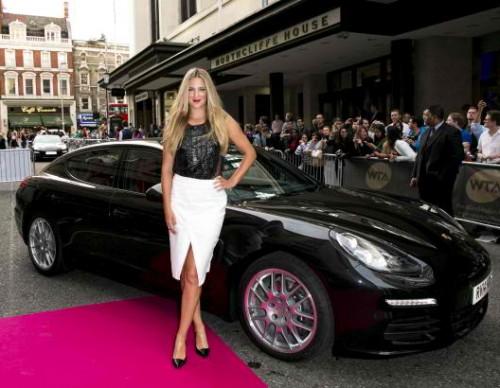 Porsche At The WTA Pre-Wimbledon Party