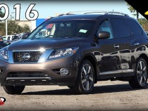 2016 Nissan Pathfinder Platinum - Ultimate In-Depth Look in 4K