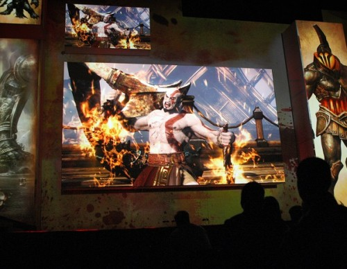 God of War PS4 is rumored to feature a new weapon of Kratos, as hinted by game director Cory Balrog.