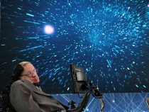 Can Hawking's Theory On Black Holes Realize Time Travel?
