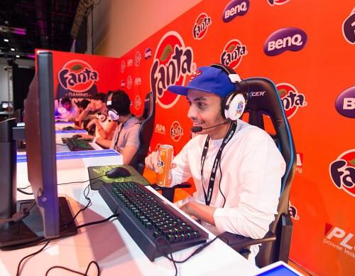 Fanta Gaming Masters at MEFCC 2016