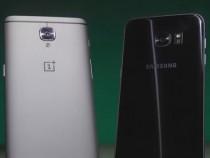 OnePlus 3 vs Galaxy S7 Edge Speedtest Comparison!