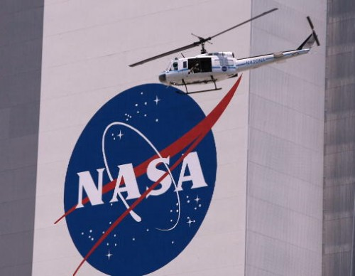 Space Shuttle Discovery Prepares For Launch